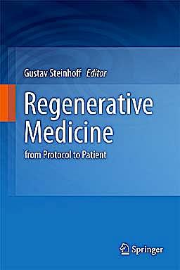 Portada del libro 9789048190744 Regenerative Medicine
