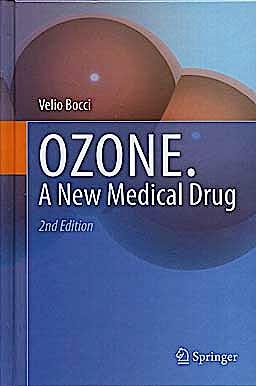 Portada del libro 9789048192335 Ozone. A New Medical Drug