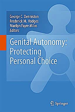Portada del libro 9789048194452 Genital Autonomy: Protecting Personal Choice