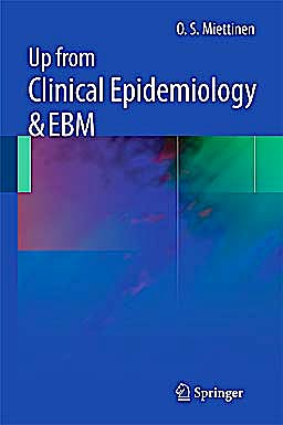Portada del libro 9789048195008 Up from Clinical Epidemiology & Ebm
