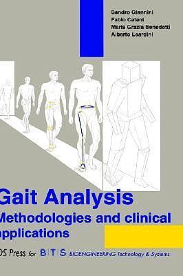Portada del libro 9789051991703 Gait Analysis. Methodologies and Clinical Applications