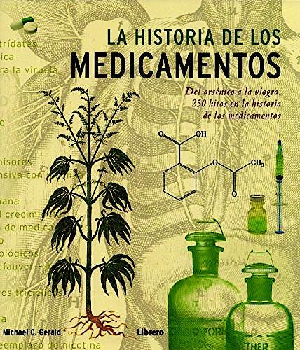 Portada del libro 9789089984975 La Historia de los Medicamentos