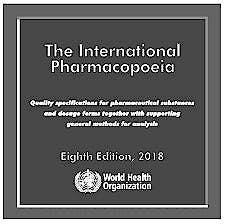 Portada del libro 9789241550307 The International Pharmacopoeia [Electronic Resource] CD-Rom - DVD Rom