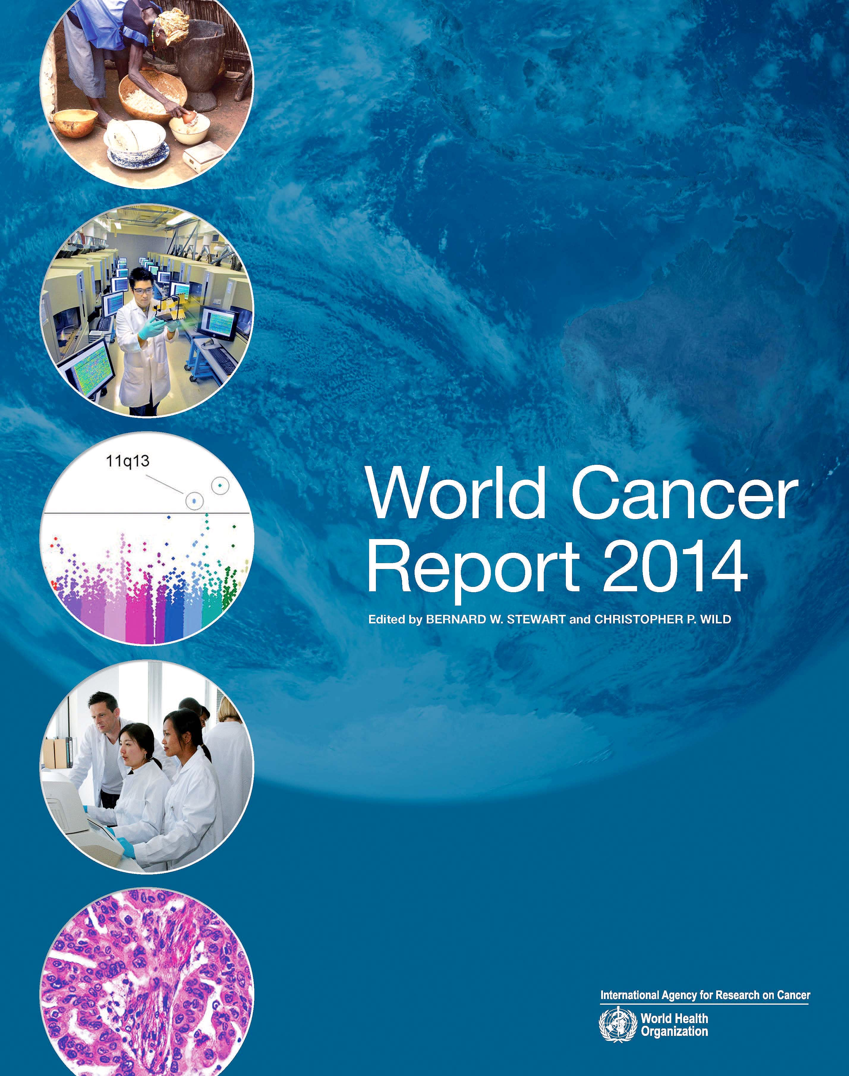 Portada del libro 9789283204299 World Cancer Report 2014