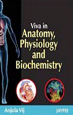 Portada del libro 9789350250181 Viva in Anatomy, Physiology and Biochemistry