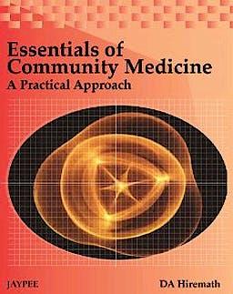 Portada del libro 9789350250440 Essentials of Commnty Medicine. a Practical Approach