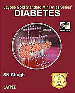 Portada del libro 9789350250631 Diabetes (Jaypee Gold Standard Mini Atlas Series)