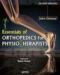 Portada del libro 9789350251614 Essentials of Orthopedics for Physiotherapists