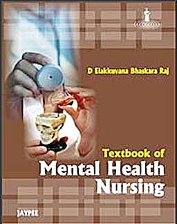 Portada del libro 9789350251676 Textbook of Mental Health Nursing