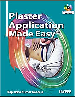 Portada del libro 9789350252222 Plaster Application Made Easy + Dvd