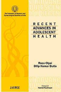 Portada del libro 9789350252277 Recent Advances in Adolescent Health
