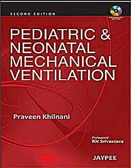 Portada del libro 9789350252451 Pediatric and Neonatal Mechanical Ventilation + Dvd
