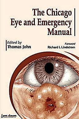 Portada del libro 9789350252581 The Chicago Eye and Emergency Manual