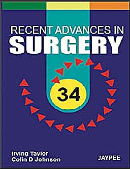 Portada del libro 9789350253557 Recent Advances in Surgery, Vol. 34