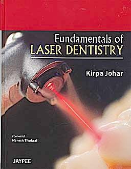 Portada del libro 9789350253779 Fundamentals of Laser Dentistry
