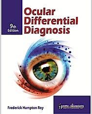 Portada del libro 9789350255711 Ocular Differential Diagnosis