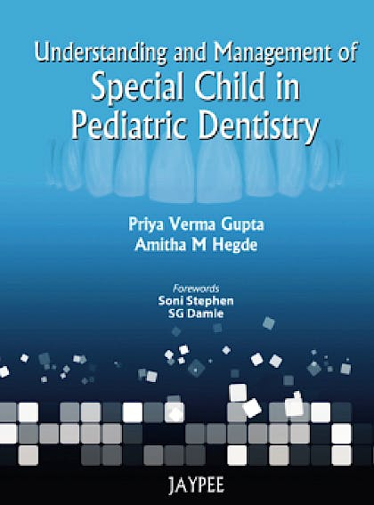 Portada del libro 9789350256312 Understanding and Management of Special Child in Pediatric Dentistry