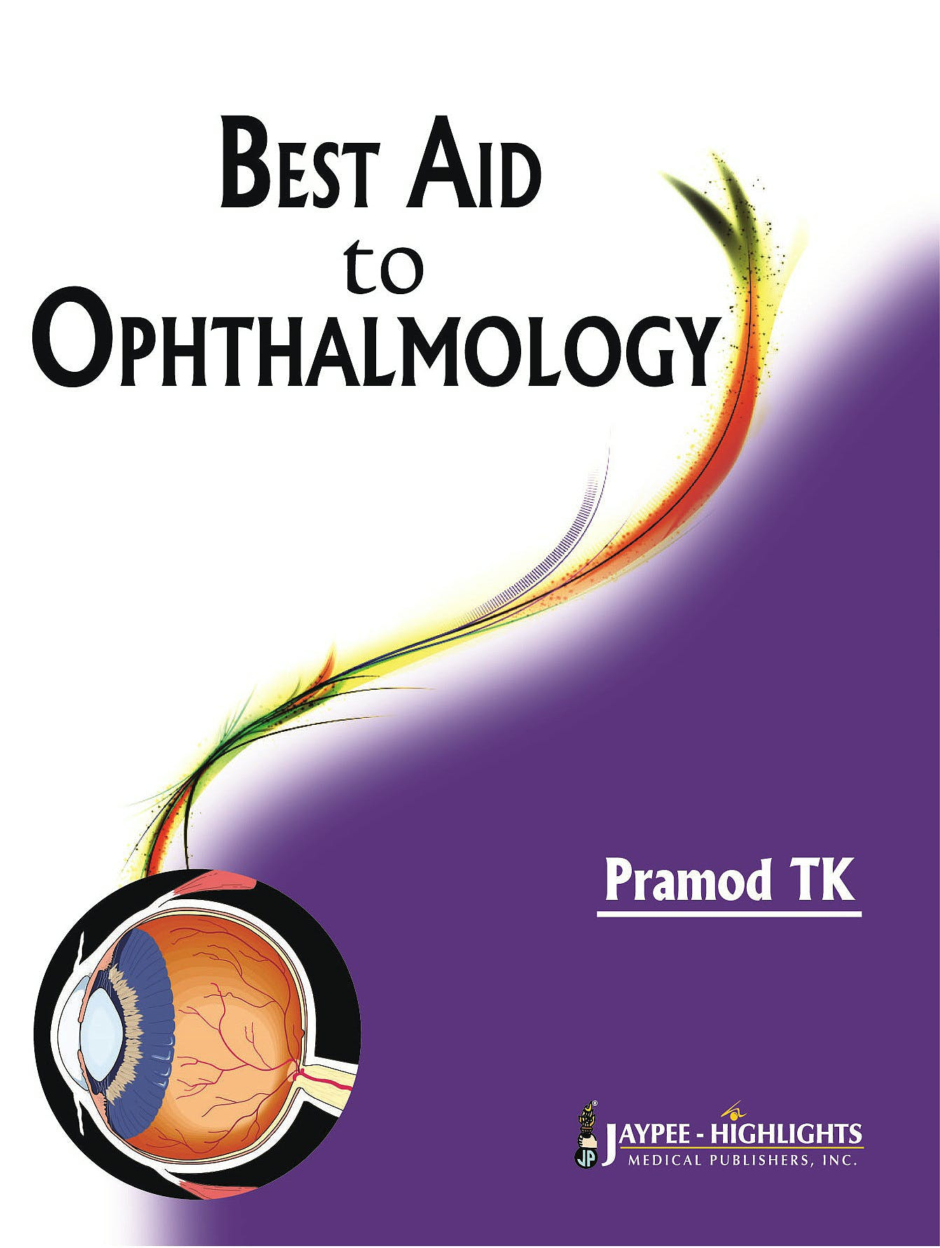 Portada del libro 9789350257609 Best Aid to Ophthalmology