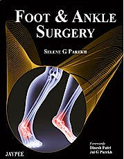 Portada del libro 9789350257876 Foot and Ankle Surgery