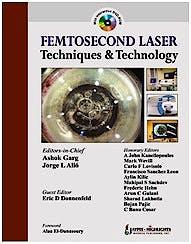 Portada del libro 9789350258767 Femtosecond Laser. Techniques and Technology + Dvd-Rom