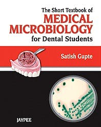 Portada del libro 9789350258804 The Short Textbook of Medical Microbiology for Dental Students