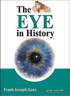 Portada del libro 9789350902745 The Eye in History