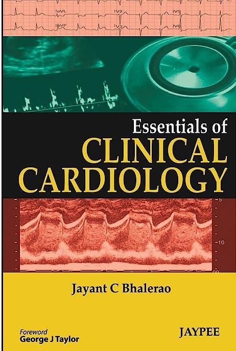 Portada del libro 9789350903087 Essentials of Clinical Cardiology