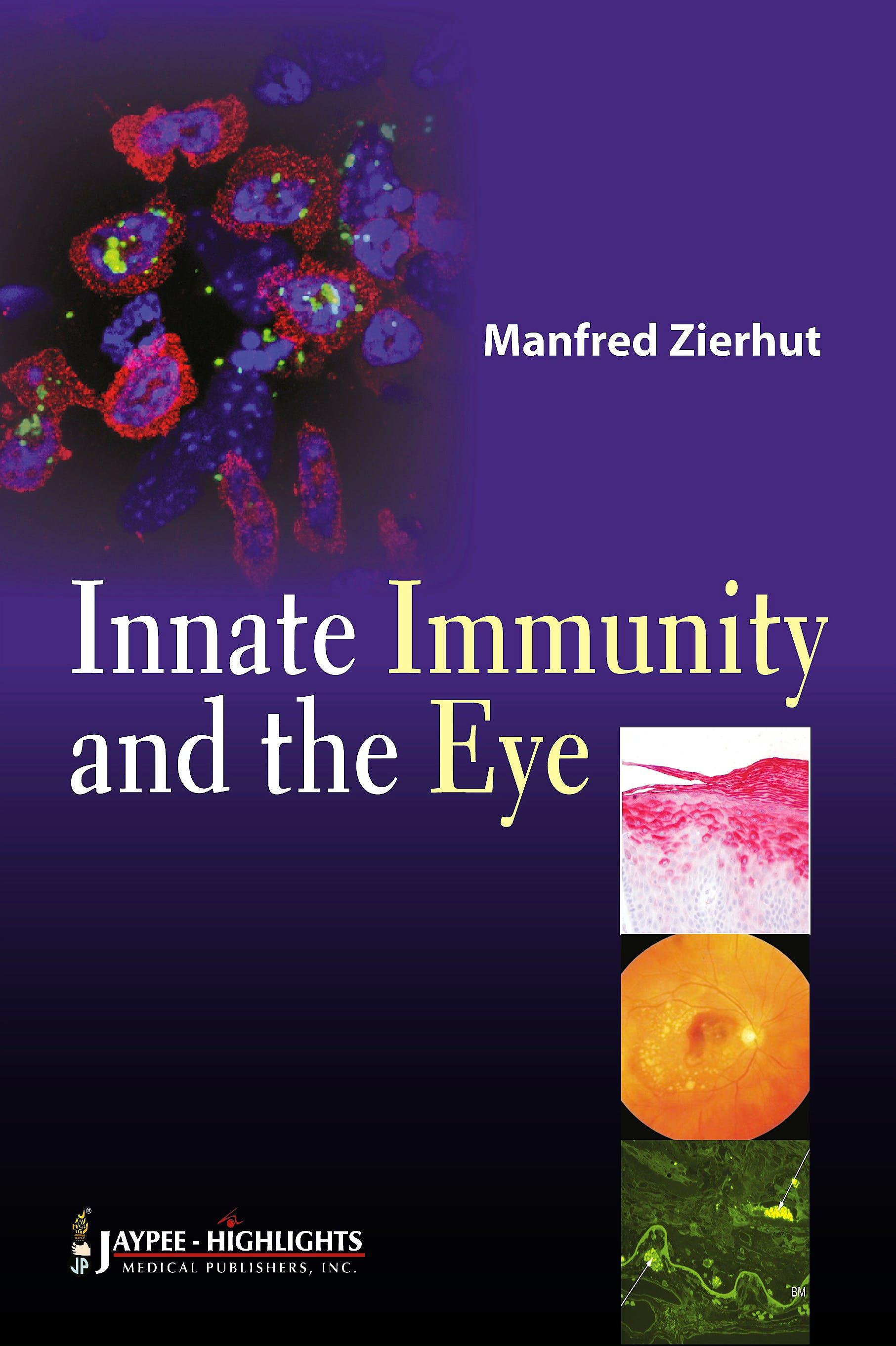 Portada del libro 9789350903094 Innate Immunity and the Eye