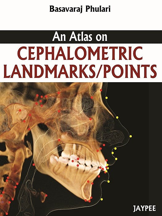 Portada del libro 9789350903247 An Atlas on Cephalometric Landmarks