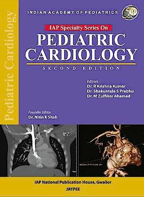 Portada del libro 9789350903643 Iap Speciality Series on Pediatric Cardiology