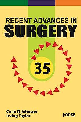 Portada del libro 9789350903766 Recent Advances in Surgery, Vol. 35
