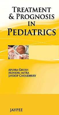 Portada del libro 9789350904282 Treatment and Prognosis in Pediatrics