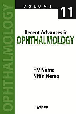 Portada del libro 9789350904350 Recent Advances in Ophthalmology, Vol. 11