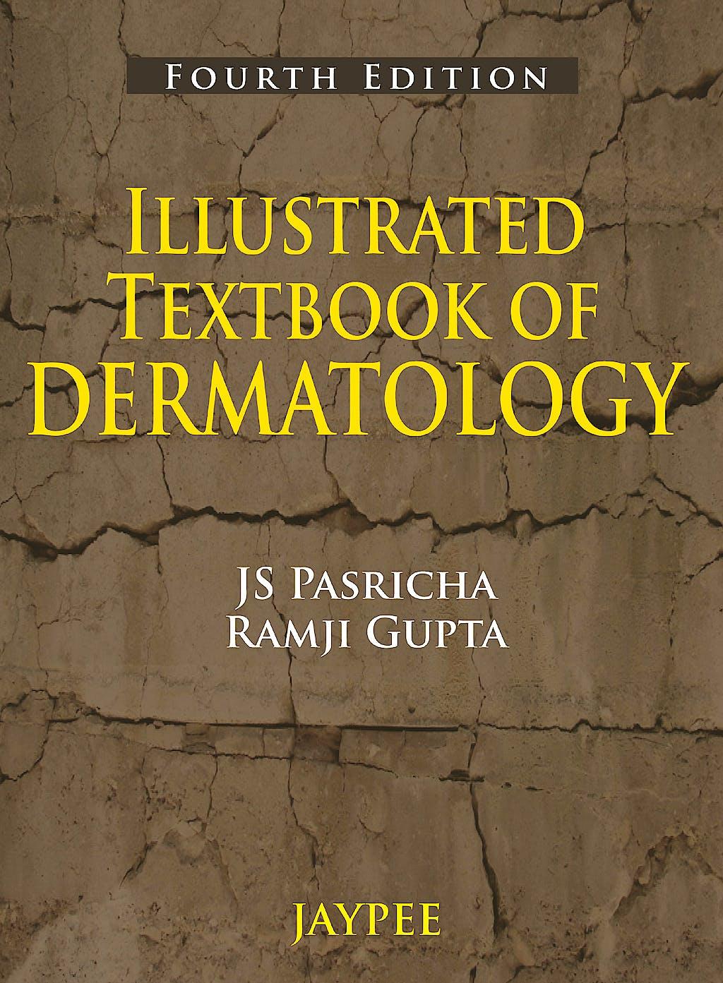 Portada del libro 9789350904527 Illustrated Textbook of Dermatology