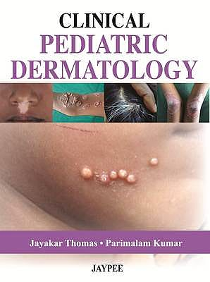 Portada del libro 9789350904558 Clinical Pediatric Dermatology