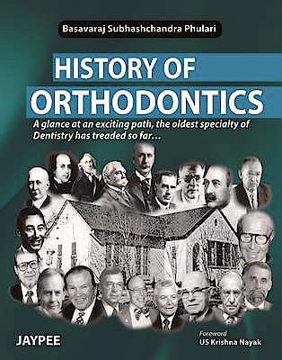 Portada del libro 9789350904718 History of Orthodontics