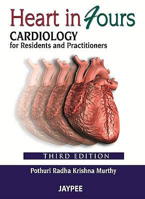 Portada del libro 9789350904930 Heart in Fours. Cardiology for Residents and Practitioners