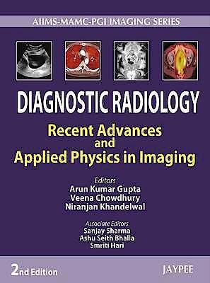 Portada del libro 9789350904978 Diagnostic Radiology: Recent Advances and Applied Physics in Imaging