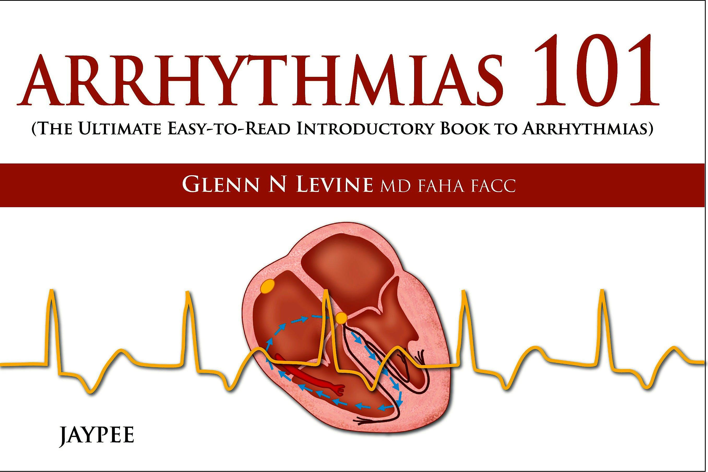 Portada del libro 9789350904992 Arrhythmias 101
