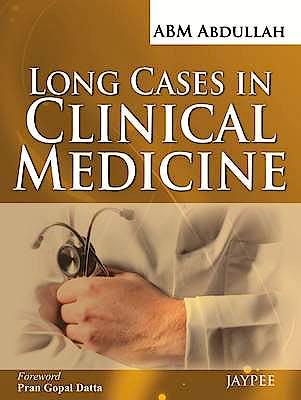 Portada del libro 9789350905029 Long Cases in Clinical Medicine