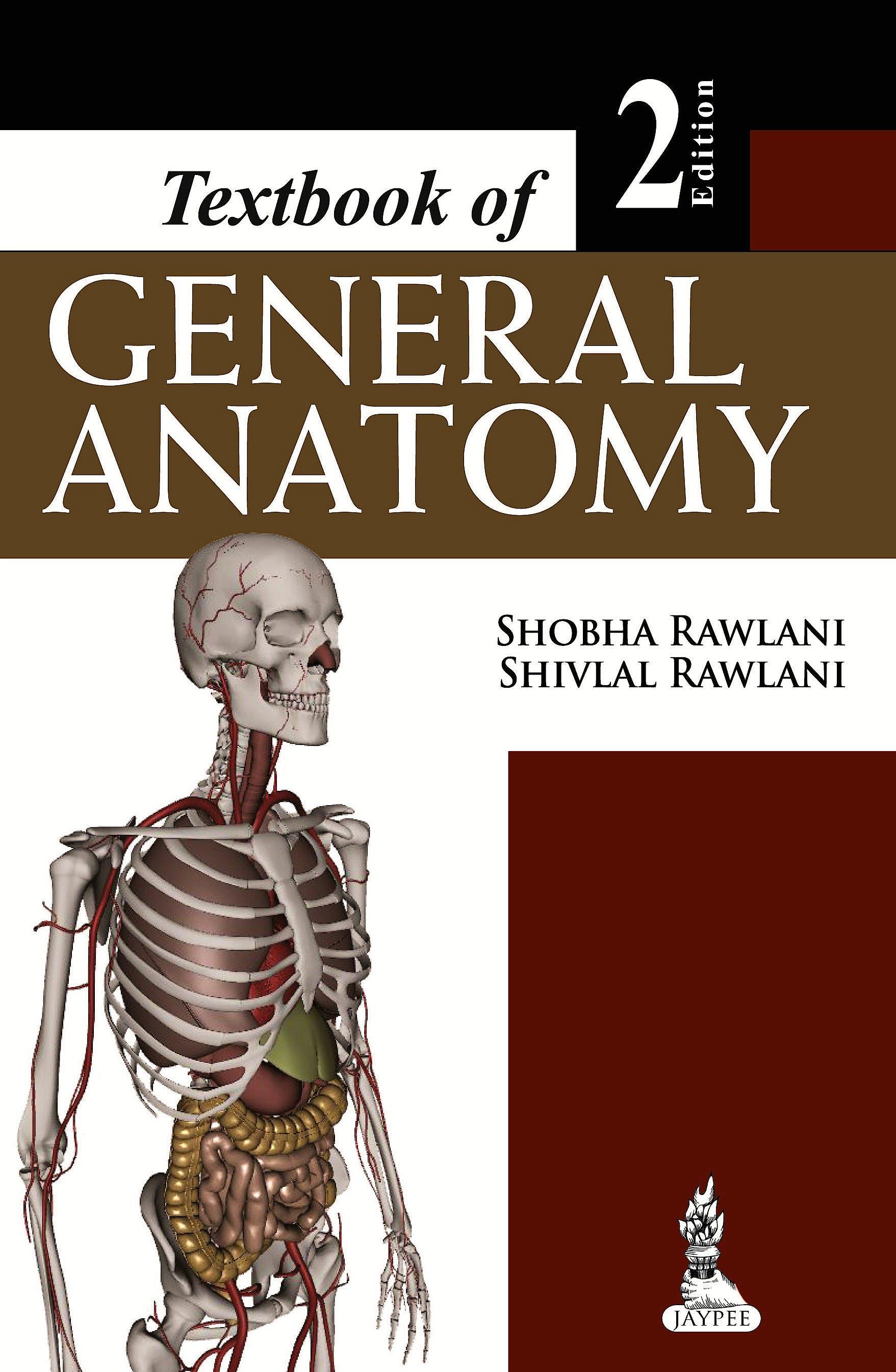 Portada del libro 9789350905074 Textbook of General Anatomy