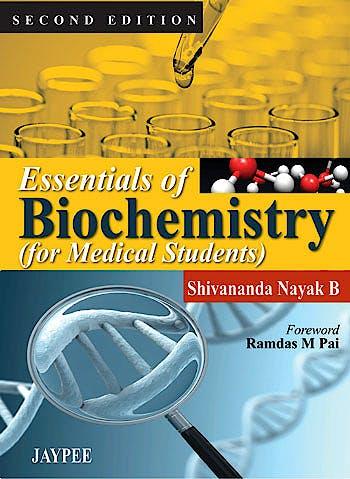 Portada del libro 9789350905241 Essentials of Biochemistry (For Medical Students)