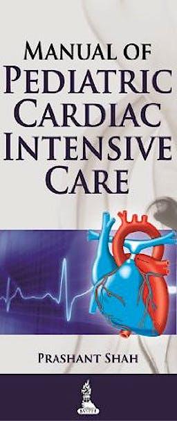 Portada del libro 9789350906392 Manual of Pediatric Cardiac Intensive Care