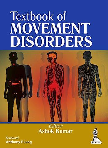 Portada del libro 9789350906408 Textbook of Movement Disorders