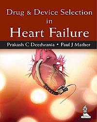 Portada del libro 9789350907238 Drug and Device Selection in Heart Failure