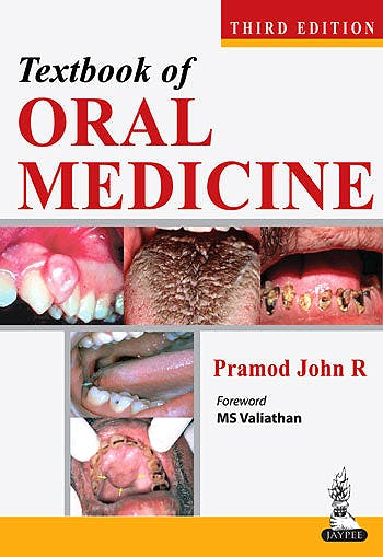 Portada del libro 9789350908501 Textbook of Oral Medicine