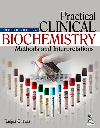 Portada del libro 9789350909423 Practical Clinical Biochemistry. Methods and Interpretations