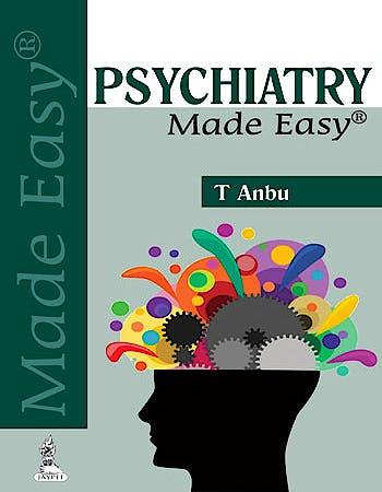 Portada del libro 9789350909676 Psychiatry Made Easy