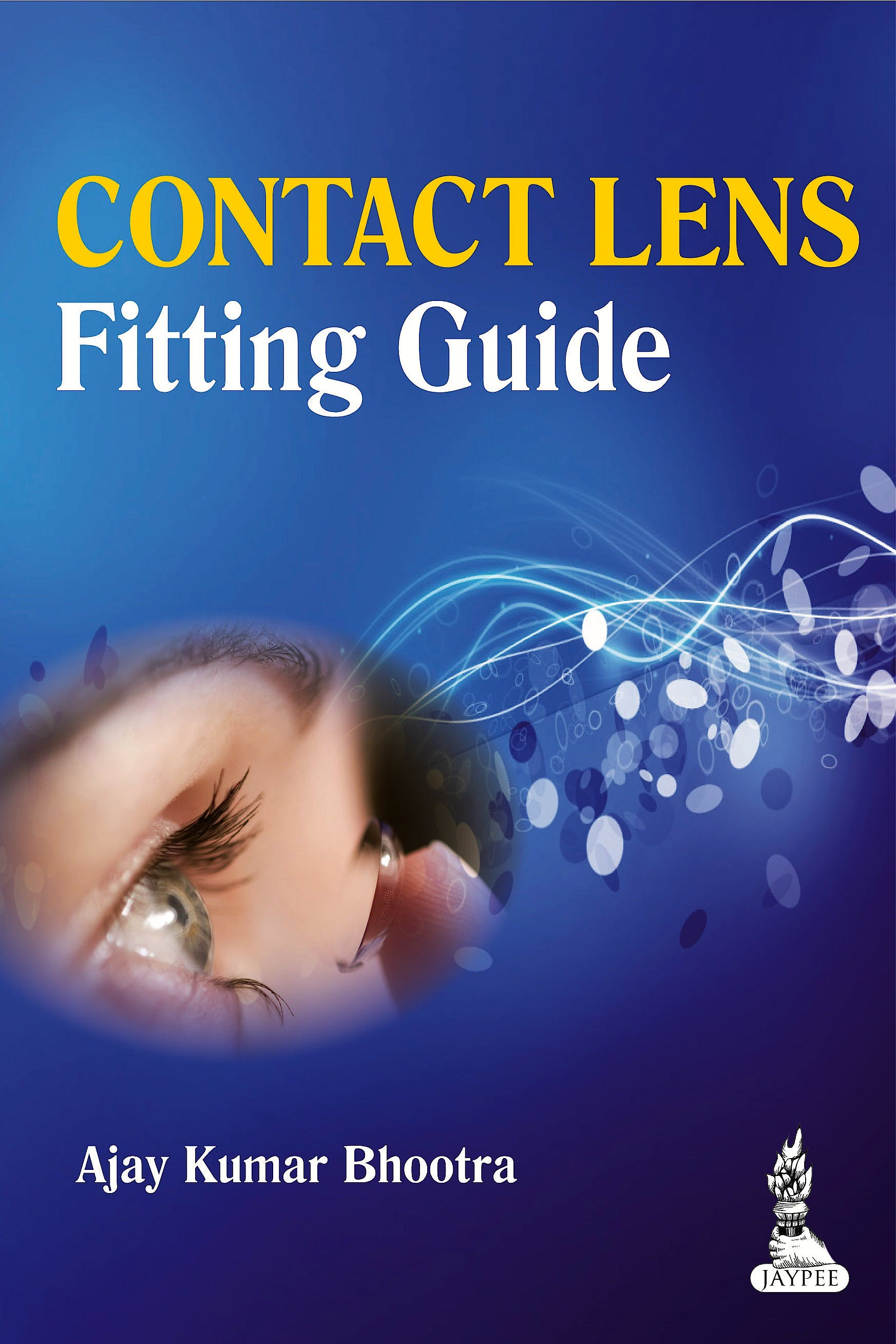 Portada del libro 9789350909744 Contact Lens. Fitting Guide