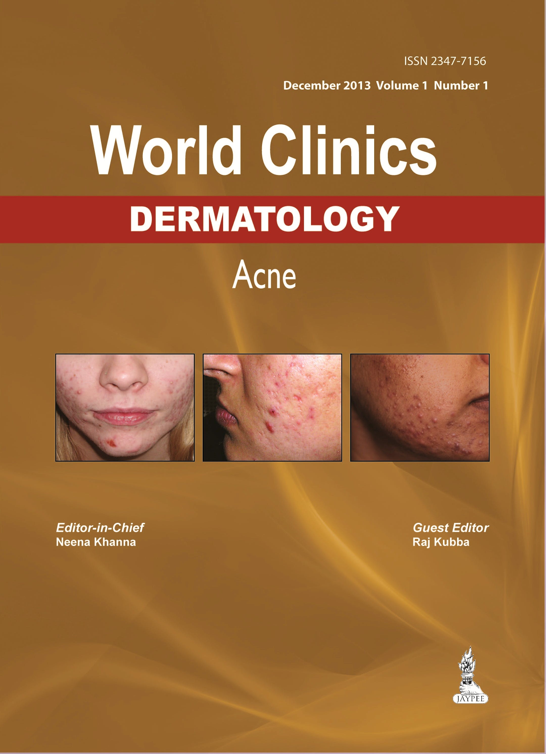 Portada del libro 9789350909768 World Clinics Dermatology. Acne